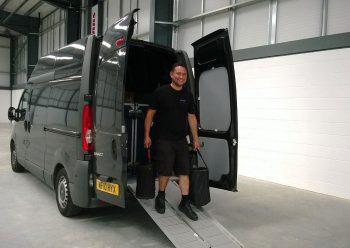 JMPS unloading gear